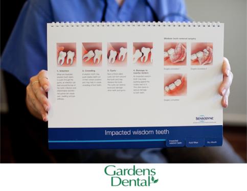 Gardens Dental Tauranga Wisdom Tooth Pain